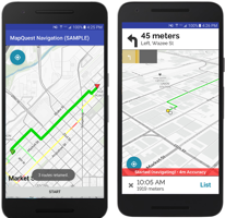 MapQuest Navigation Android SDK Documentation