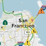 MapQuest Traffic API Documentation